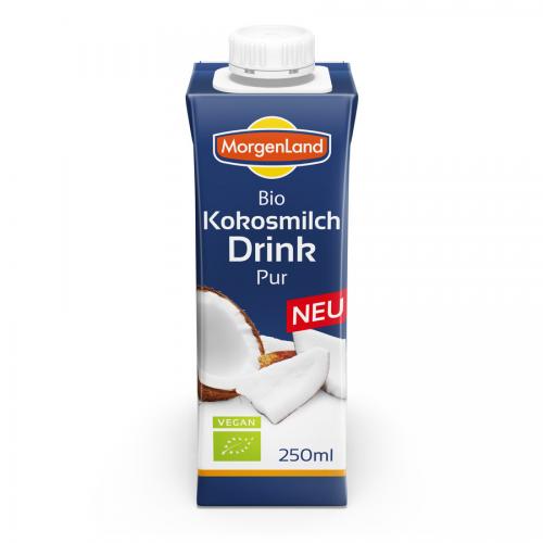 Bio Kokosmilch-Drink Pur