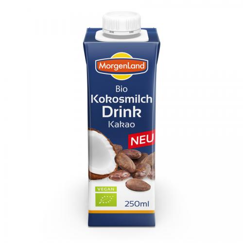 Bio Kokosmilch-Drink Kakao