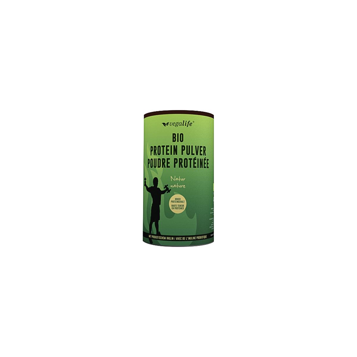 Protein Pulver Natur Dose 450 g - Vegalife
