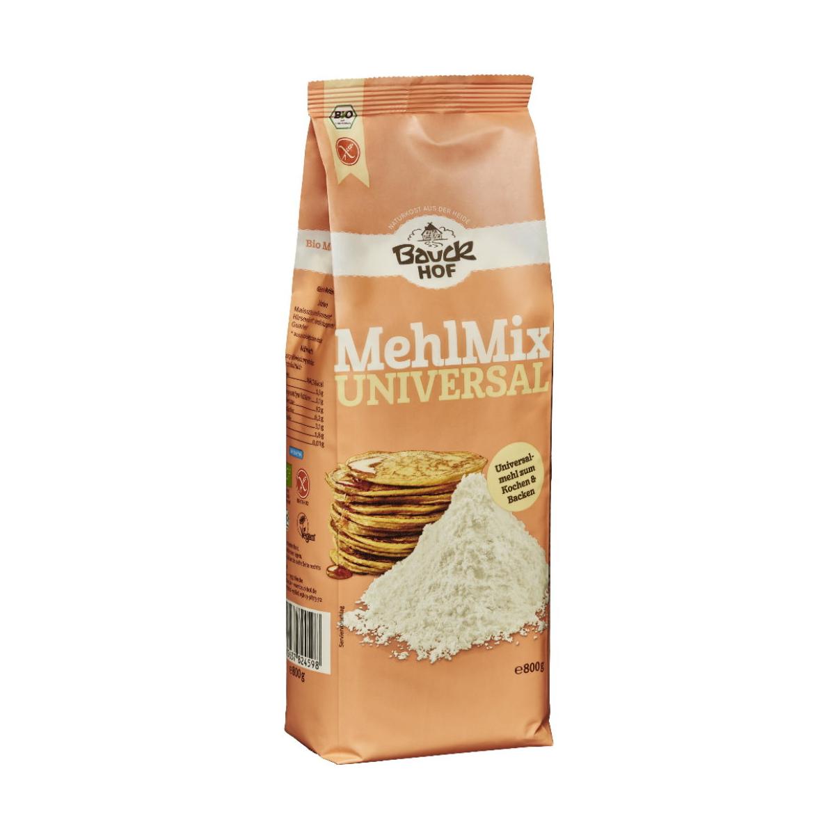 Bio Mehlmix Universal glutenfrei