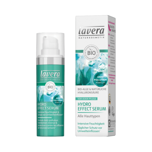 Hydro Effect Serum Dispenser 30 ml - Lavera