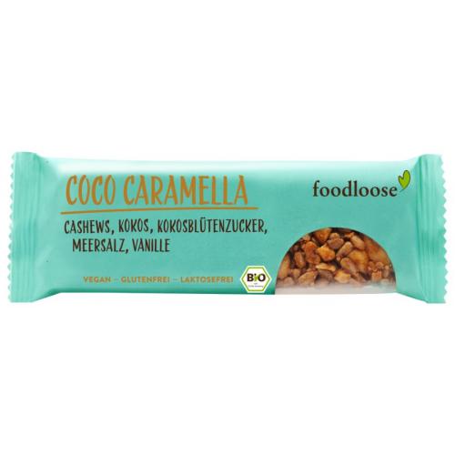 Nussriegel Coco Caramella 35 g