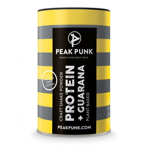 PEAK PUNK Bio Craft Shake Protein Guarana