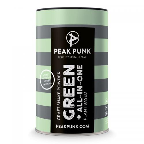 PEAK PUNK Bio Craft Shake Green All in one