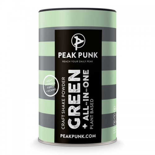 PEAK PUNK Bio Craft Shake Green All in one