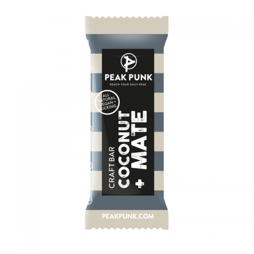 PEAK PUNK Bio Craft Bar Coconut Mate 38g