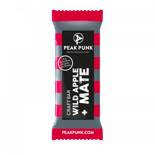 PEAK PUNK Bio Craft Bar Wild Apple Mate 38g