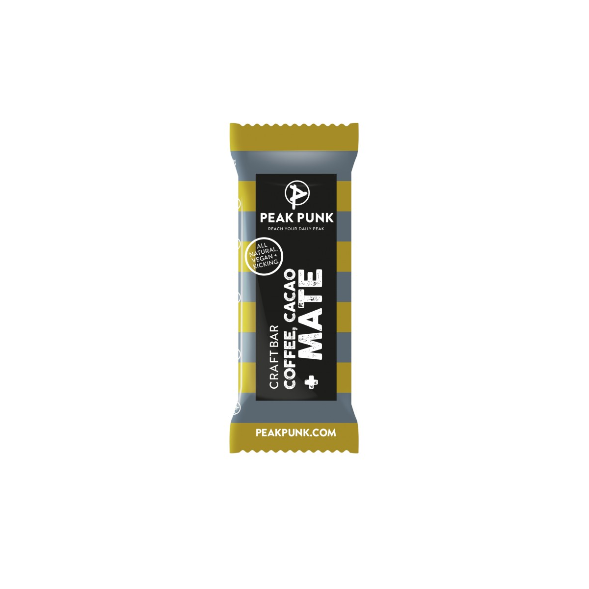 PEAK PUNK Bio Craft Bar Cacao Coffee Mate 38g