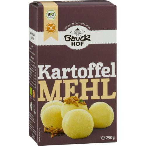 Bio Kartoffelmehl (Stärke) Bauck glutenfrei