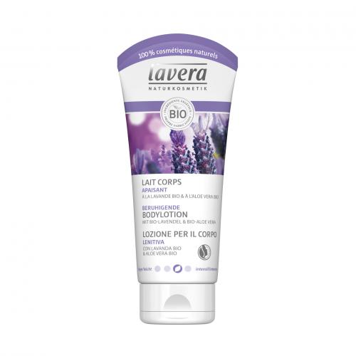 Bodylotion beruhigend bio-lavendel & bio-aloe vera