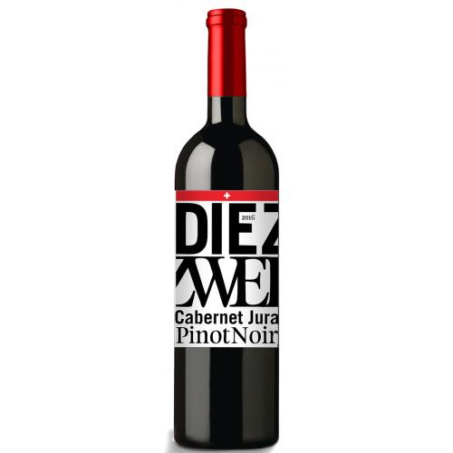 Die Zwei, Pinot Noir - Cabernet Jura, Thurgau 2017