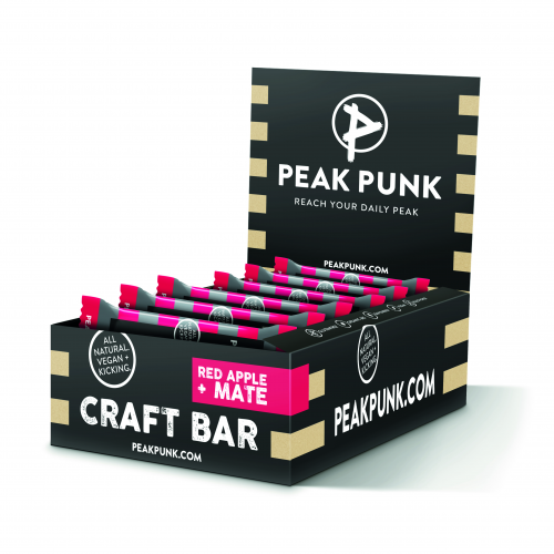 PEAK PUNK Craft Bar Wild Apple 15x38g