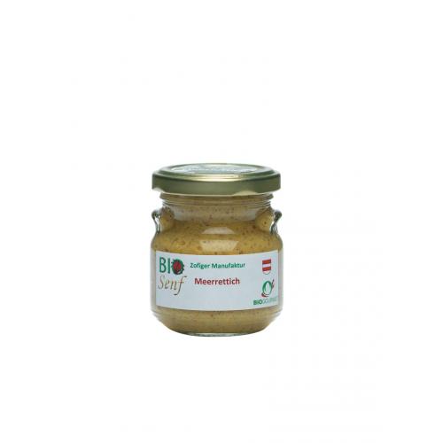 Meerrettich Senf BioGourmet - Knospe