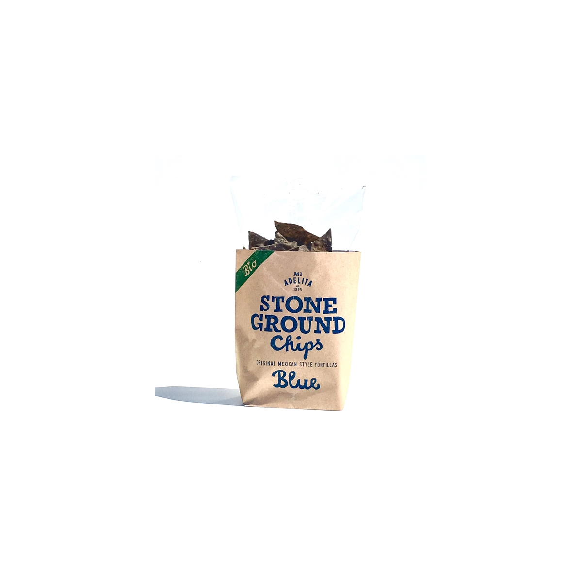Bio Tortillachips Blue Corn