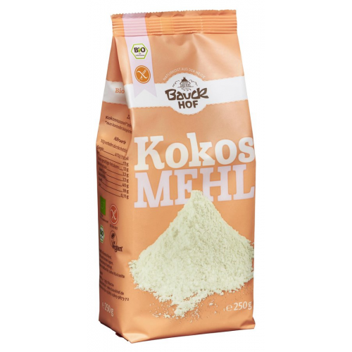 Bio Kokosmehl glutenfrei