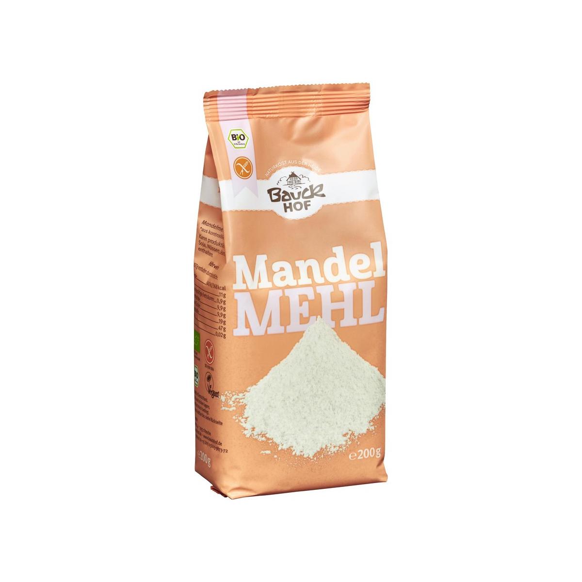 Bio Mandelmehl glutenfrei
