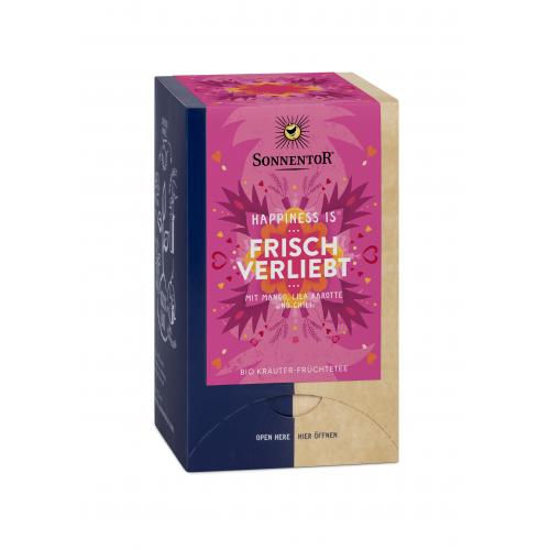 Frisch verliebt Tee bio