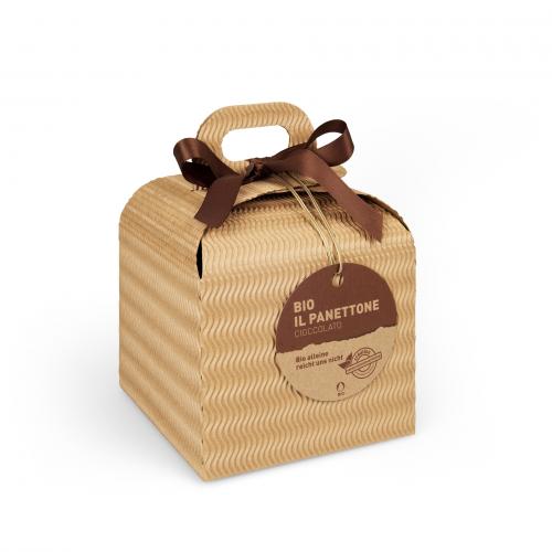 Panettone cioccolato aus Brione TI 500g