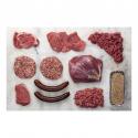 BIO BOX Hochlandrind Fleisch, Wurst 5kg