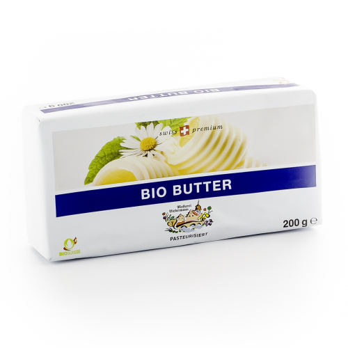 Bio Butter Biedermann 200g