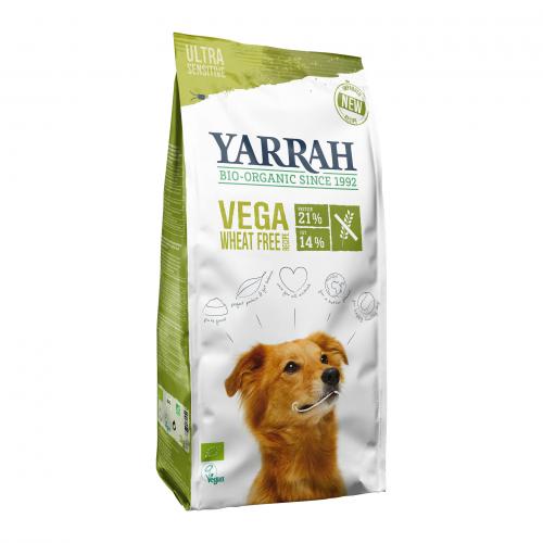 Hundefutter vega active weizenfrei Trockenfutter