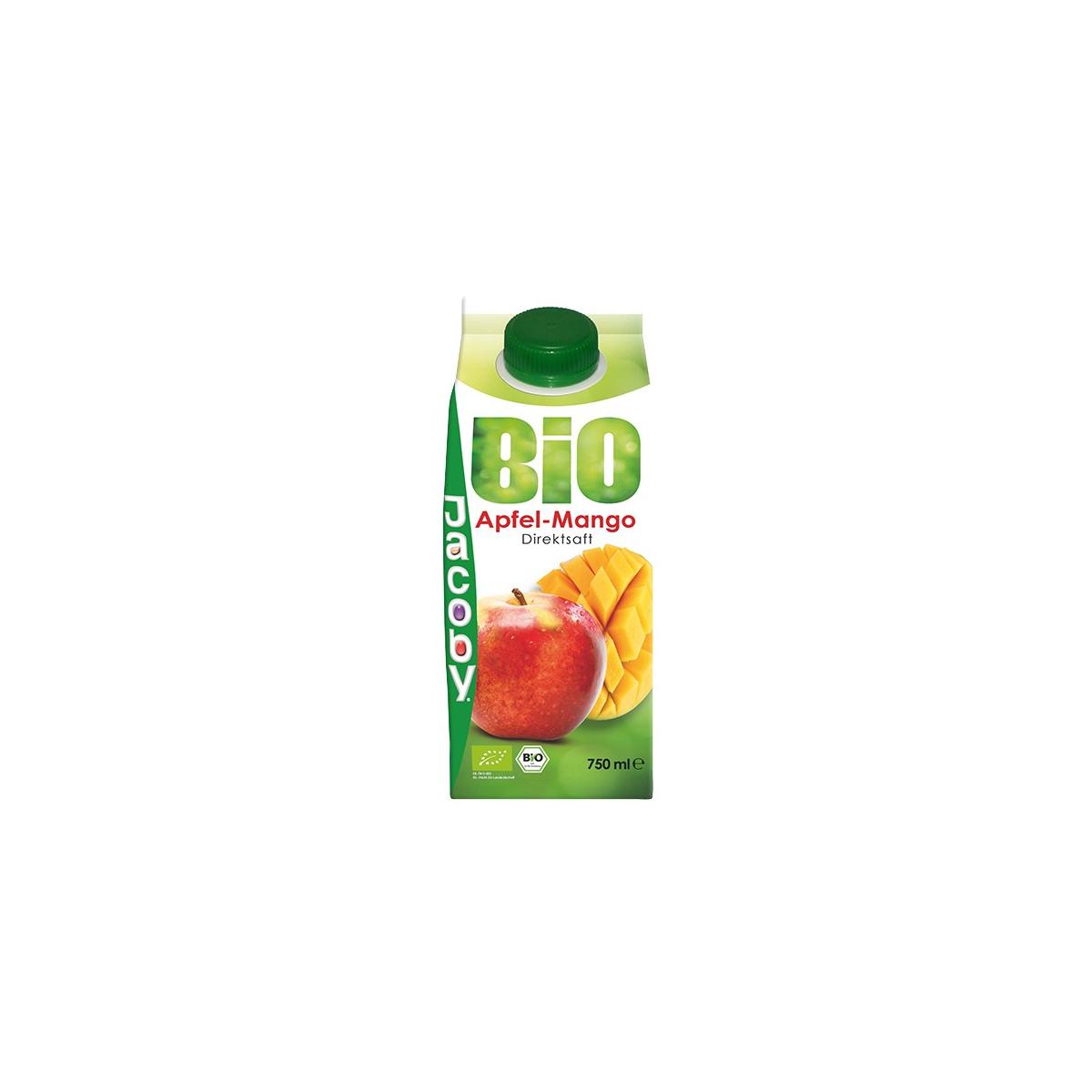 Jacoby Bio Apfel Mango Saft 0.75l