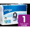 Pingo 1 Newborn 2-5kg 27 Stk
