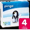 Pingo 4 Öko-Windeln 7-18 kg 40Stk
