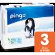 Pingo 3 Öko-Windeln 4-9 kg 44Stk