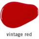 Nail Polish vintage red Flasche 9 ml/Glas Einweg - benecos