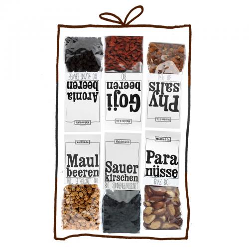 Superfood- Trockenfrüchte-Set