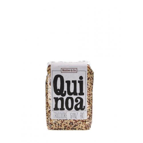 Bio Quinoa tricolore AKTION 500g für 350g