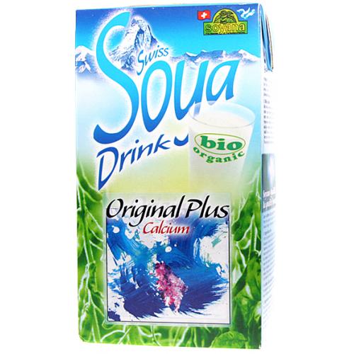 Sojadrink Original plus Soyana 1l