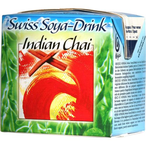 Sojadrink Indian Chai Soyana 5dl