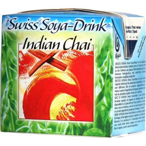 Sojadrink Indian Chai Soyana 5dl