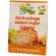 Bratling Hafer-Dinkel-Gemüse
