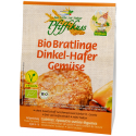 Pfiffikuss Bratling Hafer-Dinkel-Gemüse