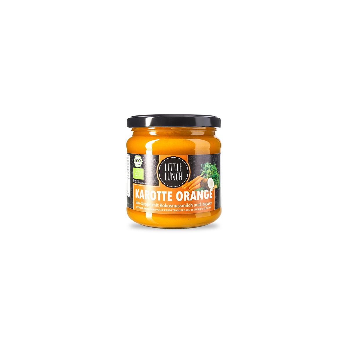 Karotten-Orangensuppe 350 ml