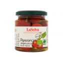 Peperoncini ciliegino piccanti, scharf
