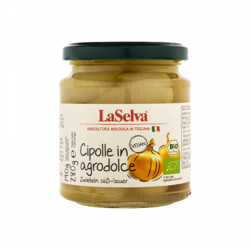 Cipolle in agrodolce, Zwiebeln in Essigsud