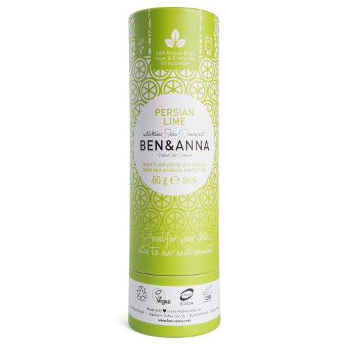 Deo Persian Lime, Soda-Deodorant