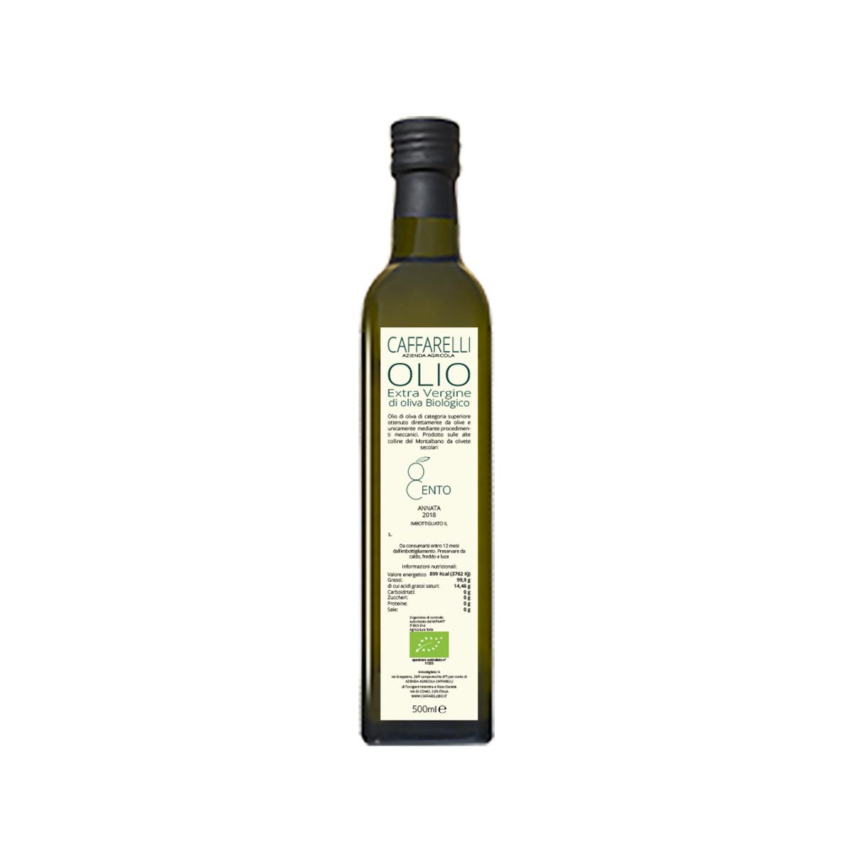 Olio Extra Vergine di oliva Caffarelli