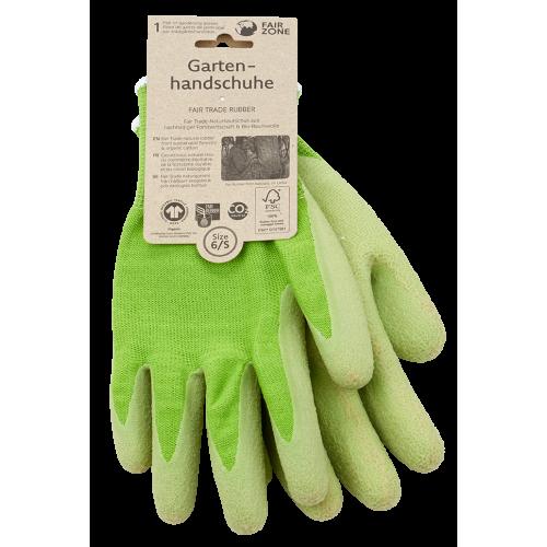 Gartenhandschuhe mit Naturkautschuk XL
