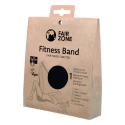 Fitnessband strong 0.35mm, Naturkautschuk Black