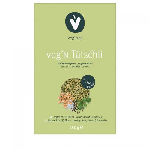 Bio veg N Tätschli + B12