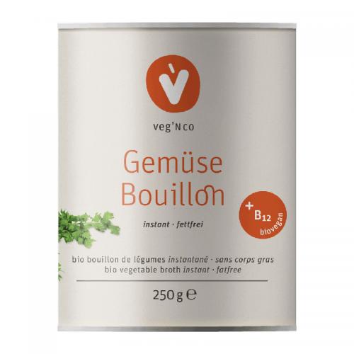 Gemüsebouillon + B12