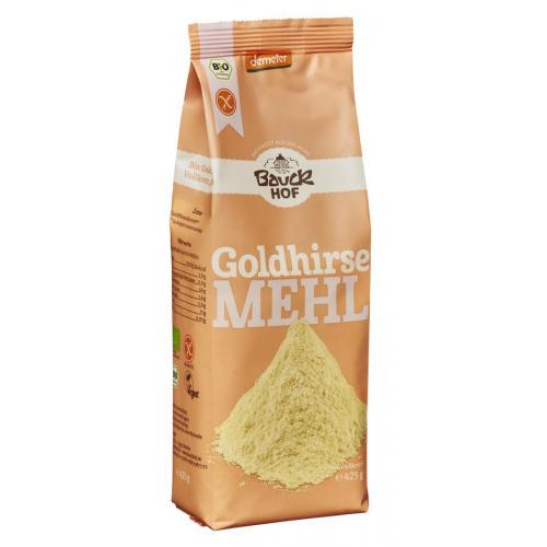 Bio Goldhirsemehl glutenfrei Bauck