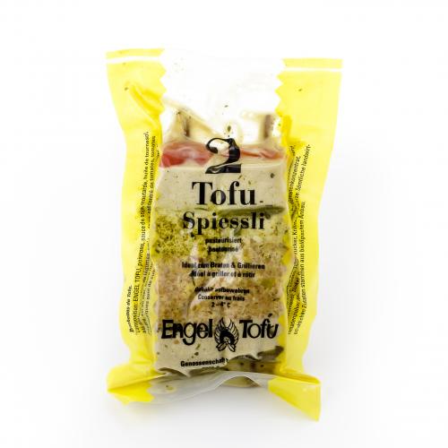 Tofu-Spiessli Tofurei Engel