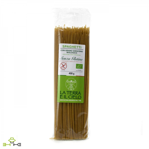Spaghetti Buchweizen-Reis glutenfrei