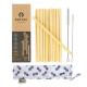 Bambus-Trinkhalme Set BaliBoo 12 Stk